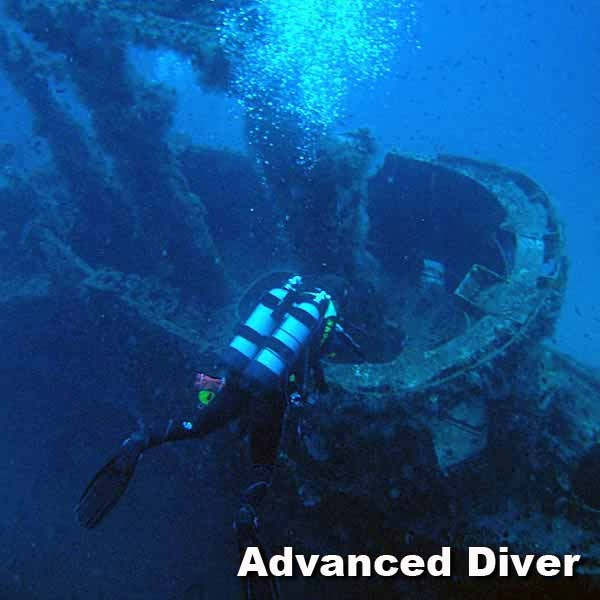 Advanced Diver